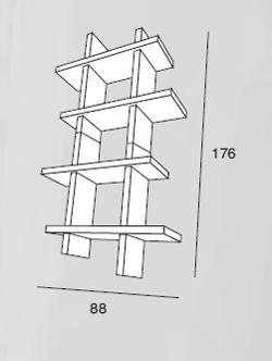 scheda tecnica composizione alba 489