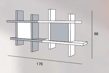 scheda tecnica composizione alba 491