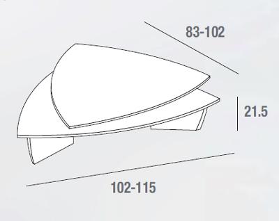 scheda tecnica tavolino emma 3
