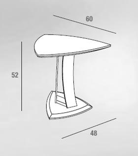 scheda tecnica tavolino emma 7