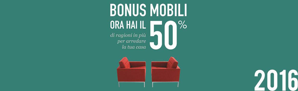 Bonus mobili for Bonus mobili 2016