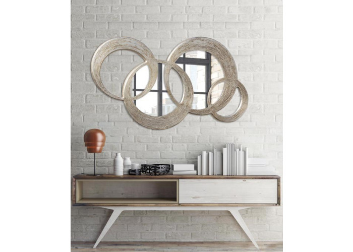 Circles Silver